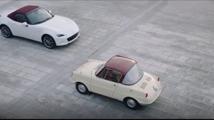 Mazda 100th Anniversary Special Edition VIDEO