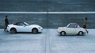 Edizioni speciali 100th Anniversary: Mazda festeggia un secolo di vita