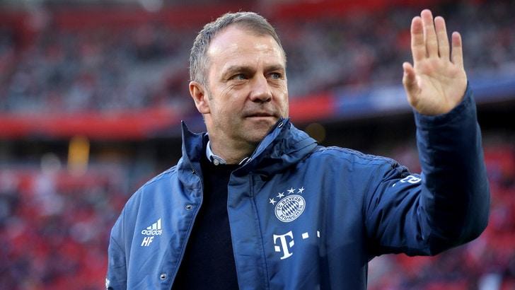 Bayern, Flick confermato tecnico fino al 2023