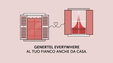 Genertel Everywhere, il contact center assicurativo remoto operativo al 100%
