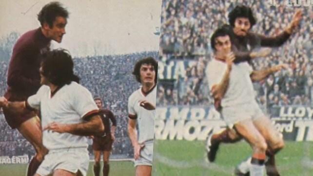 4 aprile 1976: Graziani e Garritano, Milan ko! Torino verso lo scudetto