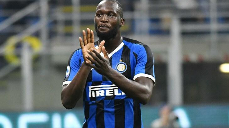 Certezza Lukaku: l'Inter ai suoi piedi