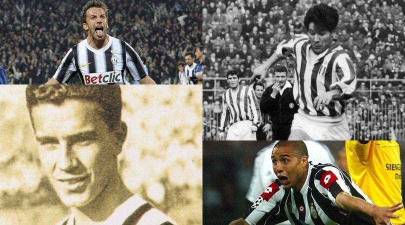 Da Del Piero e Trezeguet a Borel II e Sivori: la top 10 dei bomber della Juve