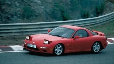 Mazda RX-7, la sportiva con motore rotativo più venduta della storia