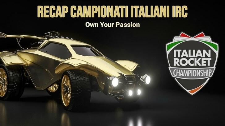 Campionati Italiani Rocket League - Risultati Week 5