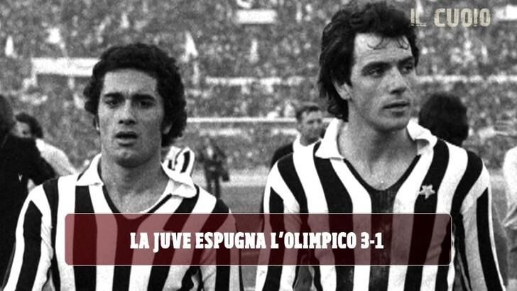 13 aprile 1980: tris Juve, Roma ko