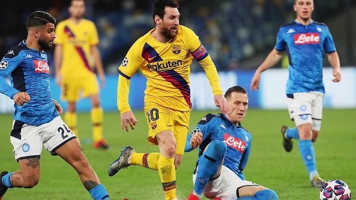 Napoli, al via i rimborsi dei biglietti per la gara con il Barcellona