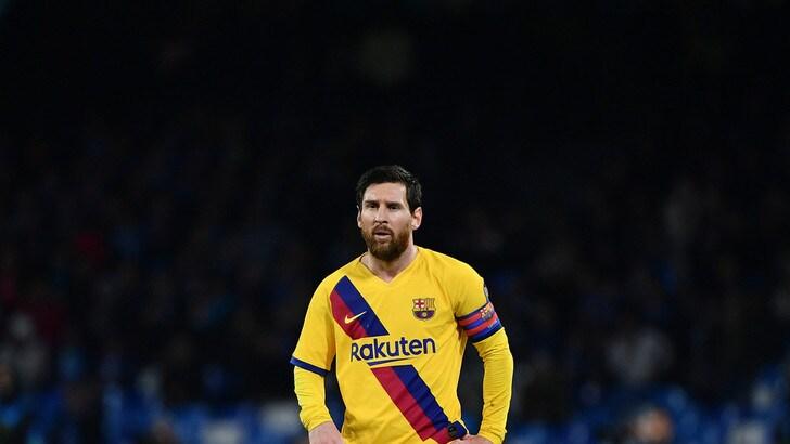Messi, ecco dove è nascosto il fazzoletto del suo