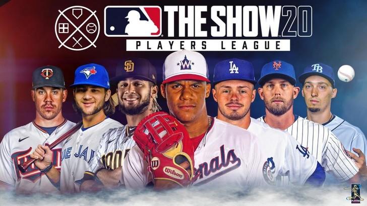 MLB organizza Players League con 30 giocatori professionisti su The Show 20