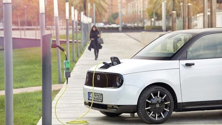 Honda, la nuova vita per le batterie di ibride ed elettriche