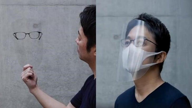 Coronavirus, ecco il tutorial per costruire una visiera protettiva