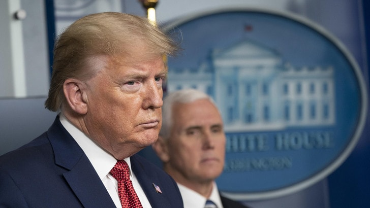 Coronavirus, Trump: ecco il piano in tre fasi per riaprire gli Usa