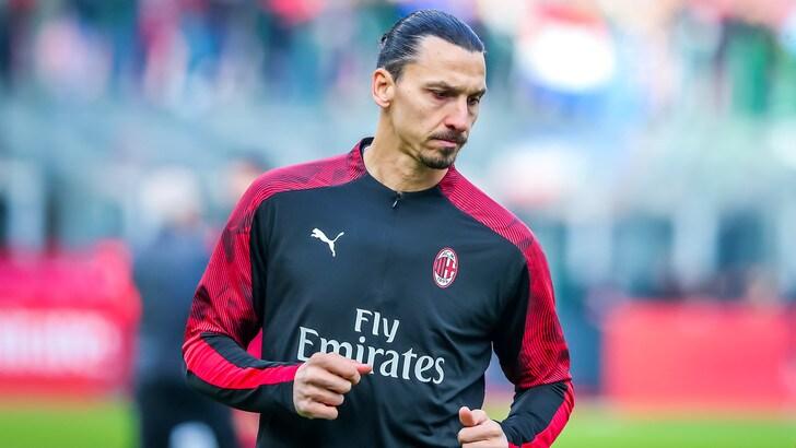 Milan, Ibrahimovic temporeggia: rientrerà solo con la certezza di allenarsi