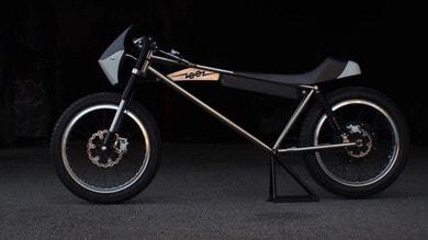 Zooz Concept 01, al confine tra moto ed e-bike