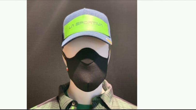 Coronavirus, correre all'aperto con le mascherine