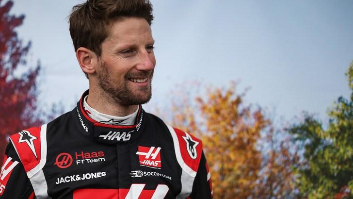 Coronavirus F1, Grosjean:
