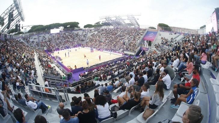 I Mondiali di beach volley si faranno nel 2022