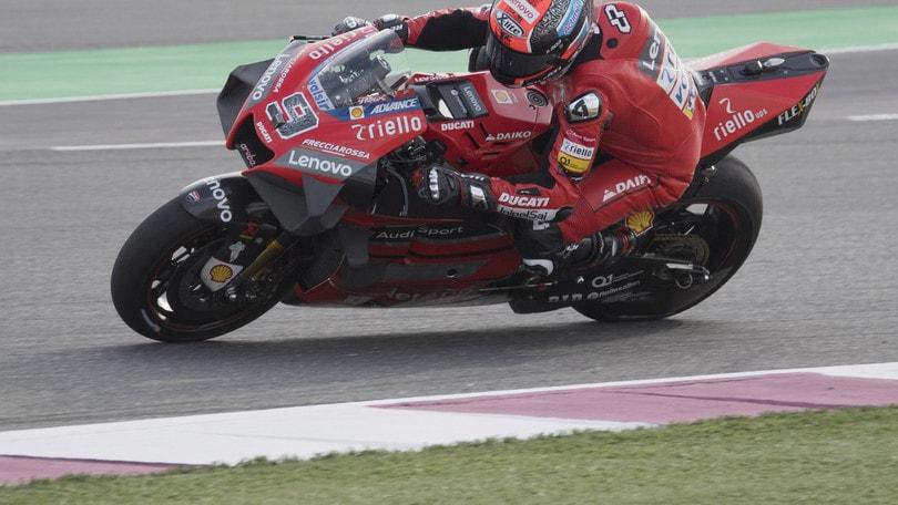 """Ducati, Petrucci: """"Non sono ancora soddisfatto, voglio vincere di più"""""""