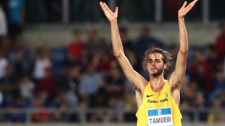 Golden Gala, Tamberi: