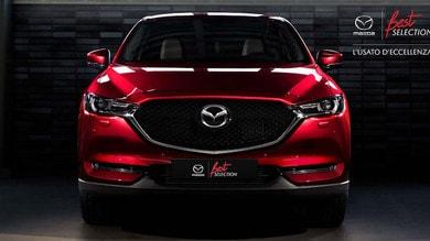 Mazda svela la sua Best Selection: auto usate tra nuovi vantaggi e finanziamenti
