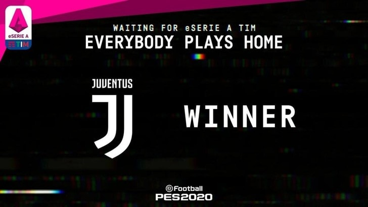 PES: la Juventus trionfa contro l'Inter nel torneo Everybody Plays Home
