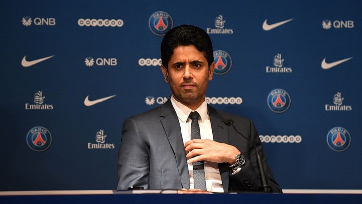 Psg, Al Khelaifi sullo stop alla Ligue 1: