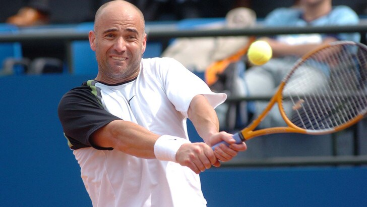 Agassi, compie 50 anni una leggenda del tennis