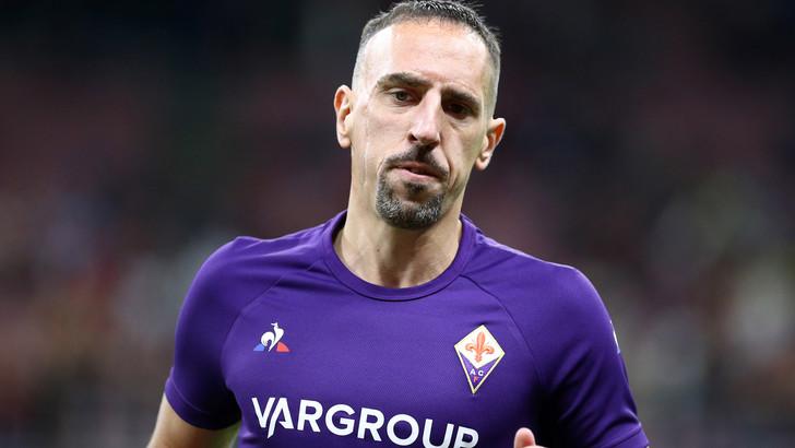 Fiorentina, Ribery finisce la quarantena e torna ad allenarsi