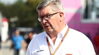 F1 Ferrari, Brawn: