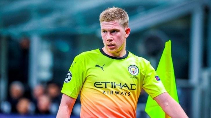 Manchester City, allarme De Bruyne: