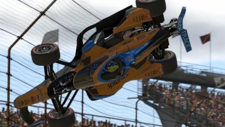 Pagenaud butta fuori Norris alla Indy 500 Esport