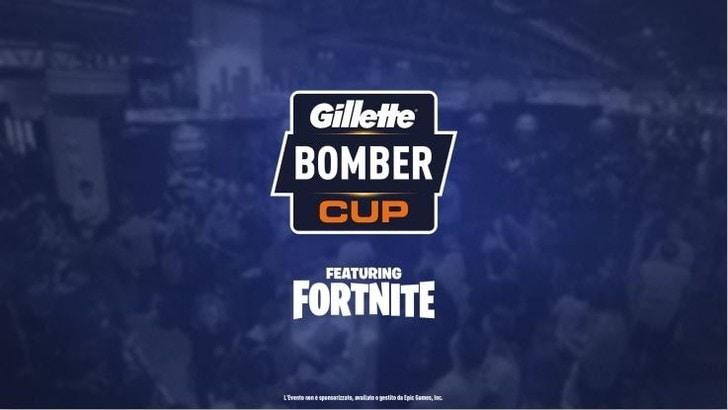 Gillette Bomber Cup Fortnite: Torneo italiano con 10.000 € in premio