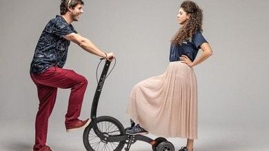 Halfbike, tre ruote ibrido per la mobilità smart