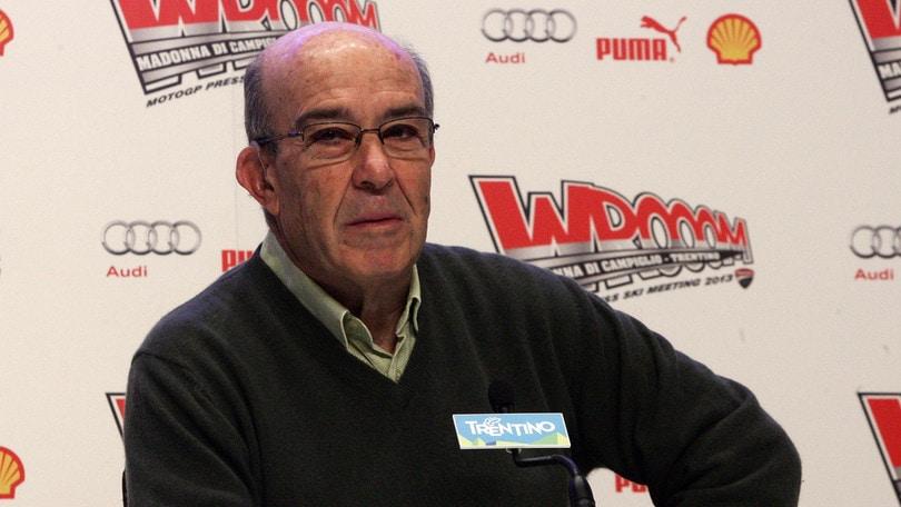 "MotoGp, Ezpeleta: ""Niente stop anche con un positivo al coronavirus"""