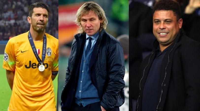La Top11 dei calciatori che non hanno alzato la Champions League