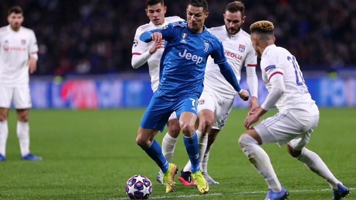 Champions, ufficiale: Juve-Lione allo Stadium, il Napoli a Barcellona