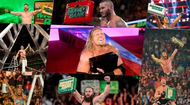 Tutti i WWE Money in the Bank match della storia