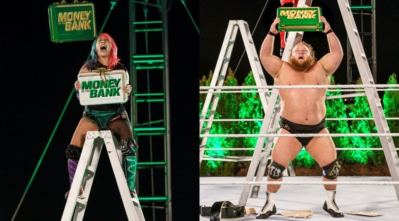 Highlights di WWE Money in the Bank 2020