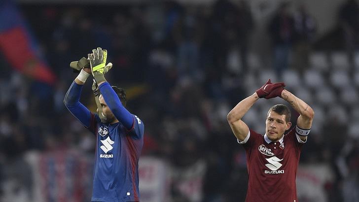 Torino, Belotti e Sirigu come garanzia per il nuovo tecnico