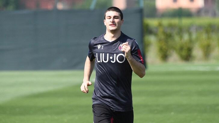Orsolini, l'agente: