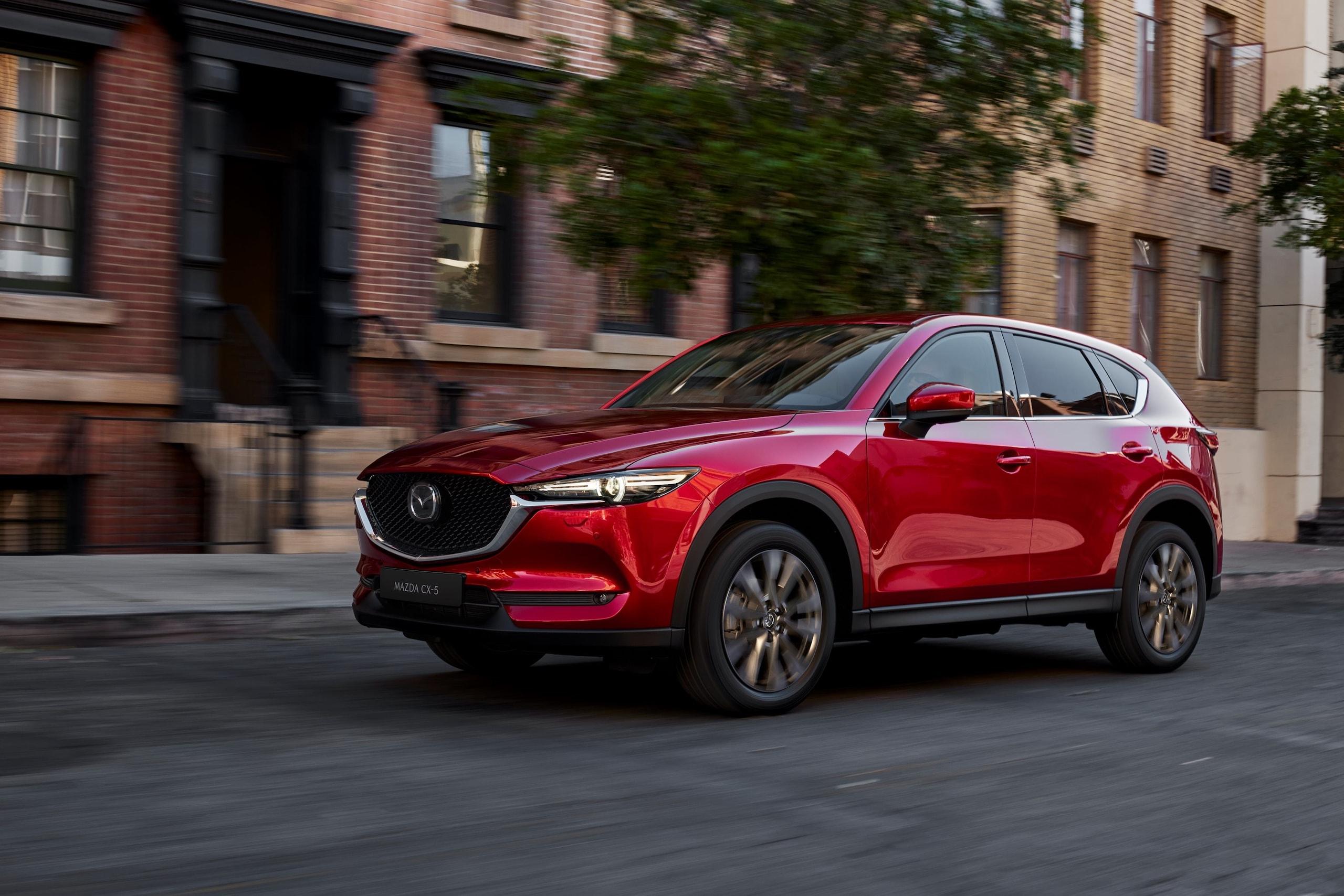 Nuova Mazda CX-5 2020, tutte le FOTO