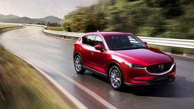Arriva in concessionaria l'ultima evoluzione della Mazda CX-5