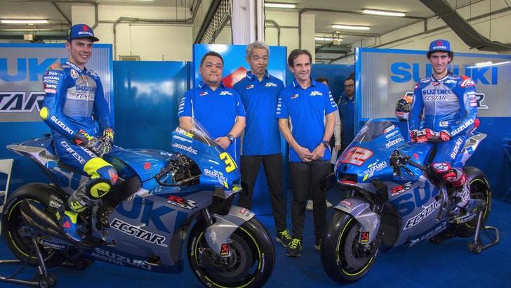 MotoGp, il team manager della Suzuki:
