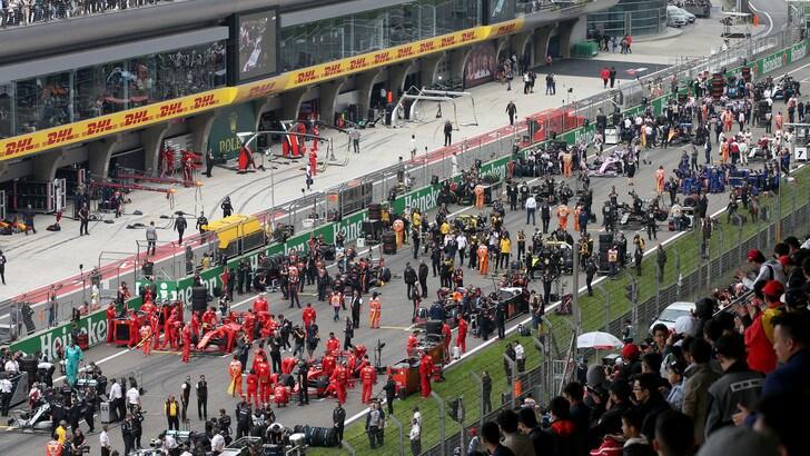 La F1 compie 70 anni: le reazioni social delle scuderie