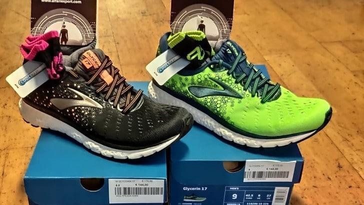 Usa le scarpe giuste per correre