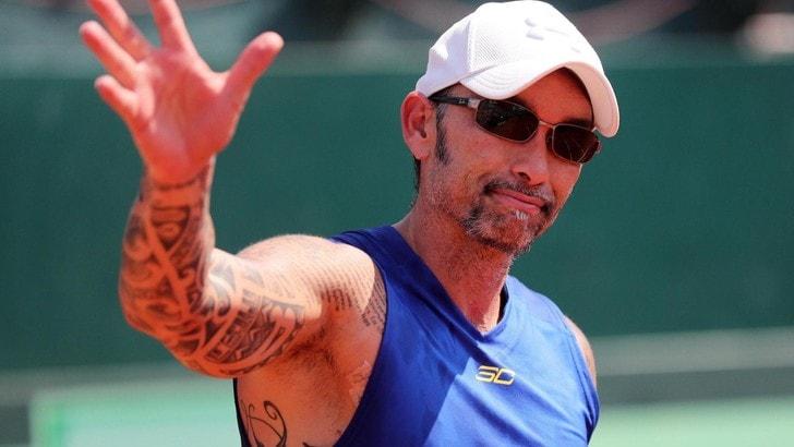 Tennis, Rios shock: