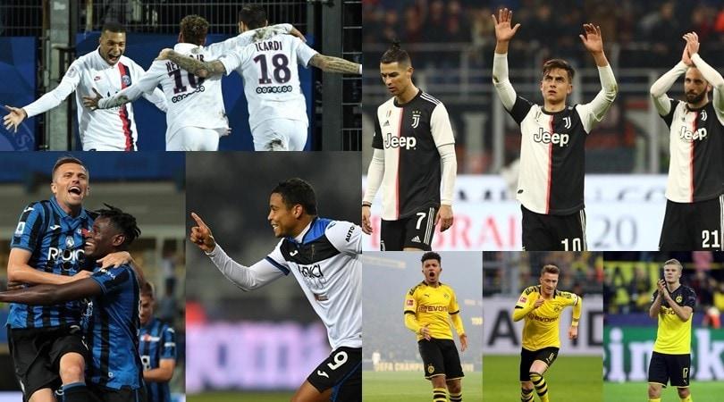 """Cinque tridenti """"italiani"""" nella Top 15 d'Europa: ci sono quelli di Juve ed Atalanta"""
