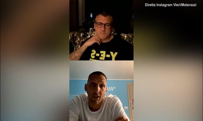 """Materazzi: """"Eto'o? Lui ci ha aiutato a vincere"""""""