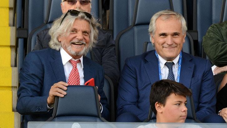 La Sampdoria del futuro riparte dal passato