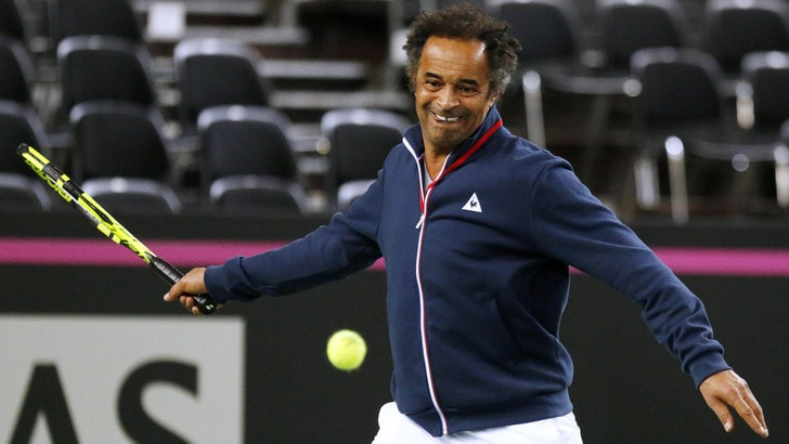 Tennis, Yannick Noah festeggia i 60 anni